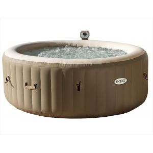 Intex Spa gonflable PURESPA 28408ex rond 6 places assises
