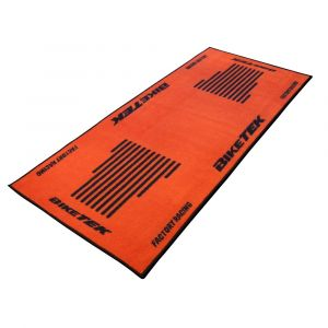 Bike It Tapis environnemental ORANGE / NOIR