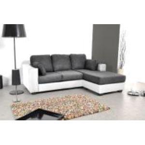 Canapé d'angle réversible Salma 3 places