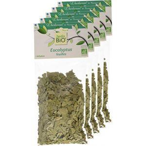 Jardin Bio Eucalyptus Sachet de 50 g - Lot de 5