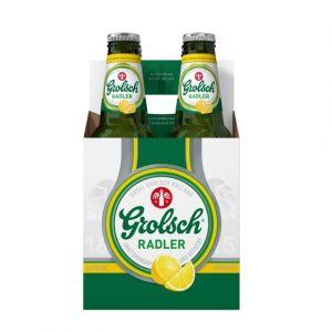 Grolsch Bières citron