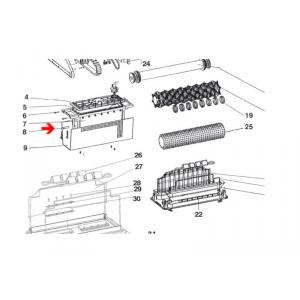 Procopi 1013508 - Axe de rallonge moteur de traction Patriote GP