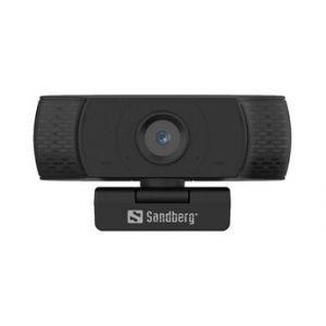 Sandberg USB Office Webcam 1080P HD