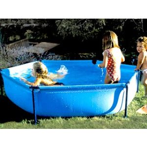 Gre Piscine tubulaire Jet Pool junior Ø 215 x 45 cm