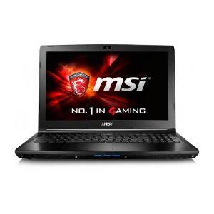 "MSI GL62 7QF-1663XFR - 15.6"" avec Core i5-7300HQ 2.5 GHz"