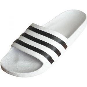 newest 0086c 1aafa Adidas Adilette white black