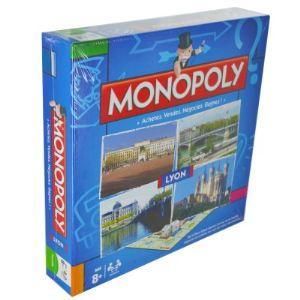 Winning Moves Monopoly Lyon 2014