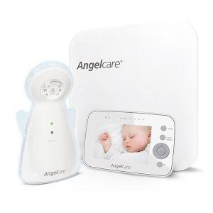 Angelcare AC1300 - Babyphone moniteur vidéo, mouvements et sons