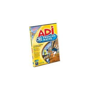 Adi CM1 : Francais-Maths [Mac OS, Windows]