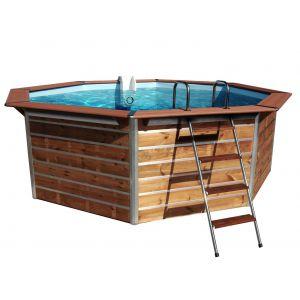 Water'clip Spa Fuega rond 4 places