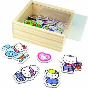 Vilac 4807 - Magnets Hello Kitty