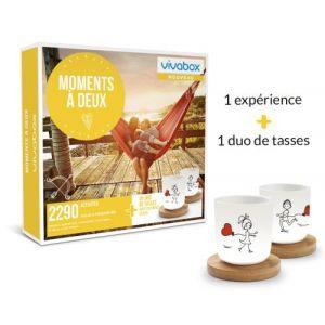 Vivabox Moments à deux - Coffret cadeau