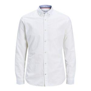 Jack & Jones Chemises Summer Slim Fit - White - M