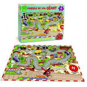 Vilac 2528 - Puzzle de sol géant course (48 pièces)