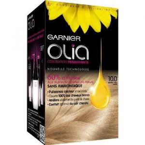 Garnier Olia Coloration permanente 10.0 Blond Très Clair