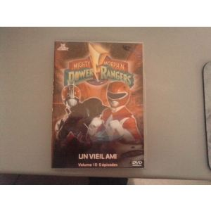 Power Rangers : Mighty Morphin' - Volume 10