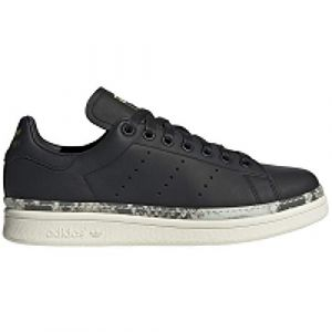 Adidas Chaussures STAN SMITH NEW BOLD Noir - Taille 36 2/3,38 2/3