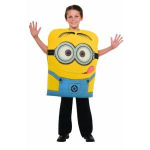 Déguisement en mousse minion Dave (5-6 ans)
