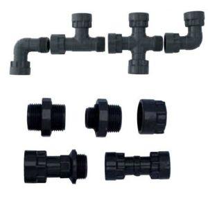 Dura Coude union PVC - 1' Mâle x 1' Femelle