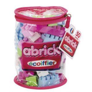 Ecoiffier 485 - Abrick - Sac tube 50 pièces