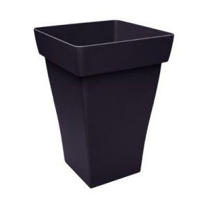BHR Pot en hauteur Romeo L.47xl.47xH.67,5 cm violet