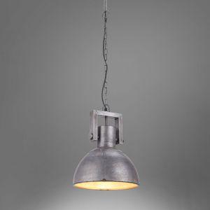 LeuchtenDirekt Leuchten direkt Suspension SAMIA gris style industriel de