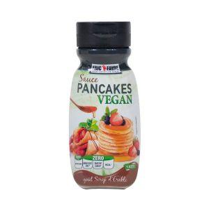 Eric favre Pancake Vegan Sauce sirop d'érable