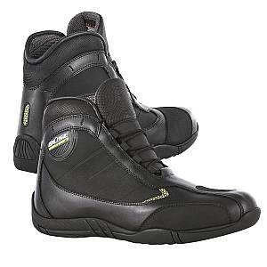 Büse Urban Sport Chaussures de moto Noir 39