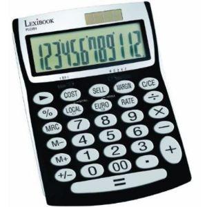 Lexibook PLC251 - Calculatrice de bureau Pro