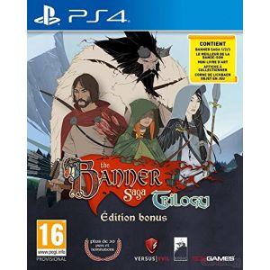 The Banner Saga Trilogy : Edition Bonus [PS4]