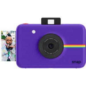 Polaroid Pack Snap Numérique Instantané Violet + 10 Feuilles