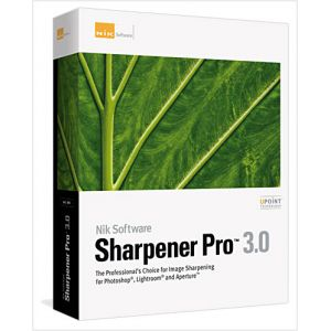 Sharpener Pro 3.0 - Filtres pour Photoshop CS3 à CS5, Elements 6 à 9, Lightroom 2.3 ou sup [Windows, Mac OS]