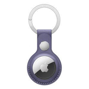 Apple Porte-Clés en cuir AirTag Glycine