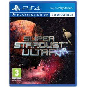 Super Stardust Ultra VR [PS4]