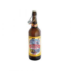 Mont Blanc Bière Blonde 0,75 L