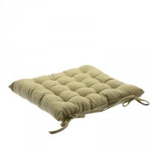 Galette / coussin de chaise (38 x 38 cm)