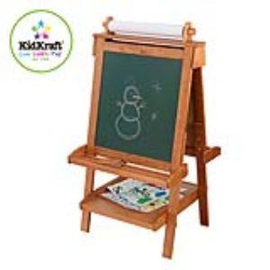 KidKraft 62008 - Chevalet réglable en bois