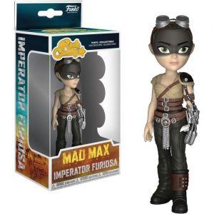 Funko Figurine Mad Max Fury Road - Furiosa Rock Candy 15cm - 0889698280396