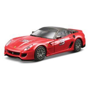 Bburago Modèle réduit Ferrari Race & Play 1/43 : Ferrari 599xx