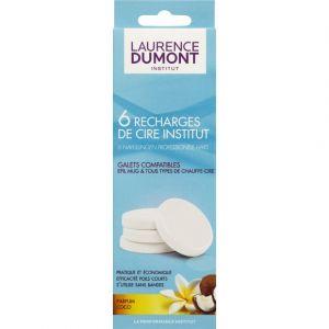 Laurence Dumont Recharges de cire institut parfum coco