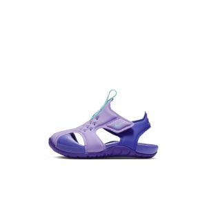 Nike Sandale Sunray Protect 2 pour Bébé - Pourpre - Taille 18.5 - Unisex