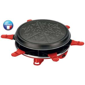 Moulinex RE1608 - Raclette grill Accessimo 6 coupelles