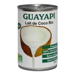 Guayapi Lait de coco bio 400ml