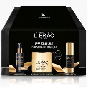 Lierac Coffret Premium Crème soyeuse anti-âge global - 3 produits