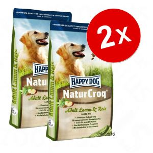Happy Dog Flocken Vollkost - Flocons pour chien - 10 kg
