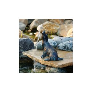 Ubbink Gargouille Phoque pour bassin H17 cm