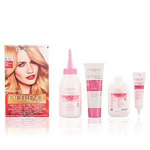 L'Oréal Excellence 8.32 Blond Sophistiqué - Crème colorante triple protection