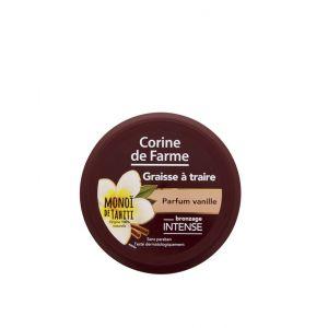Corine de Farme Graisse à traire au Monoï de Tahiti bronzage intense Vanille
