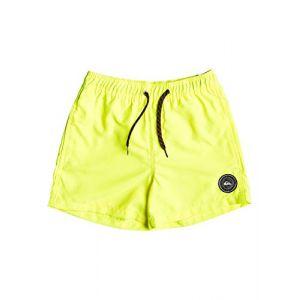 "Quiksilver Everyday 13"" Short de Plage Garçon, Safety Yellow, FR : XL (Taille Fabricant : XL/16)"