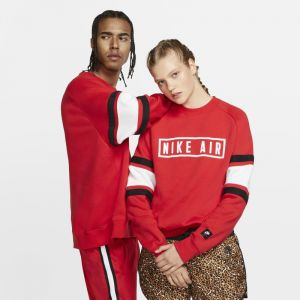 Nike Haut en tissu Fleece Air pour Homme - Rouge - Taille XL - Male